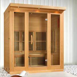 Sauna infrarossi Sir 504 L 160 x H 200 x P 110 cm