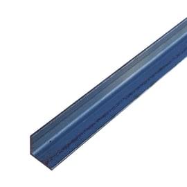 Profilo angolare a L con lati uguali in metallico 3000 x 3000 x 40 mm