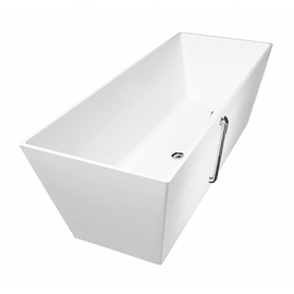 Vasca centro stanza Carmel bianco 65 x