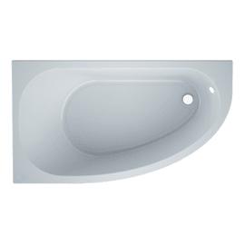 Vasca angolare Tripoli acrilico bianco 160 x 90 cm SANYCCES