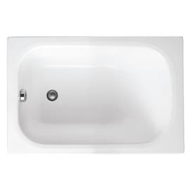 Vasca rettangolare Mini bianco 70 x 105 cm