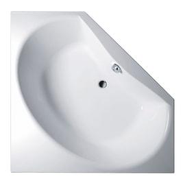 Vasca angolare Bice acrilico bianco 140 x 140 cm