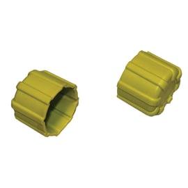 Copritubo rinfrangente per tubi innocenti L 6 x H 6 cm