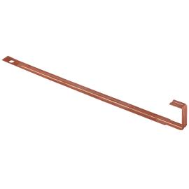 Gancio 20 pezzi Fermacoppo prima fila 20 cm x 2.5 cm x 0.025 m x 10 mm x 10 mm x Ø 2.5 cm