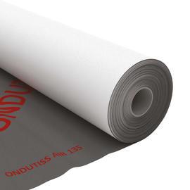 Membrana bituminosa ONDULINE Ondutiss air 135 135 g/m³ 1.5 x 50 m bianco