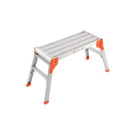 Trabattello GIERRE in alluminio per lavori fino a 2.49 m
