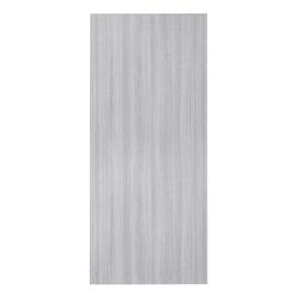 Pannello per porta blindata laccato grigio L 92 x H 213 cm, Sp 6 mm
