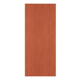 Pannello per porta blindata pellicolato ciliegio L 90 x H 210 cm, Sp 6 mm
