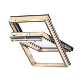 Finestra da tetto VELUX GGL CK04 manuale L 55 x H 98 cm legno