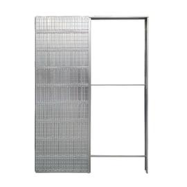 Controtelaio porta scorrevole per intonaco L 100 x H 200 cm