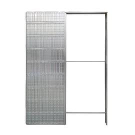 Controtelaio porta scorrevole per intonaco L 80 x H 200 cm