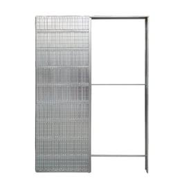 Controtelaio porta scorrevole per intonaco L 80 x H 210 cm