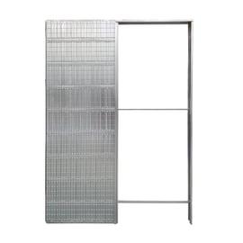 Controtelaio porta scorrevole per intonaco L 90 x H 210 cm