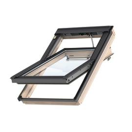 Finestra da tetto VELUX GGL CK02 306821 manuale L 55 x H 78 cm grigio antracite
