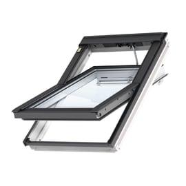 Finestra da tetto VELUX GGL CK04 206821  elettrico L 55 x H 98 cm bianco