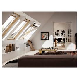 Finestra da tetto (faccia inclinata) VELUX GGL MK04 307021 elettrico L 78 x H 98 cm pino