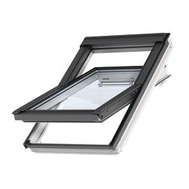 Finestra da tetto VELUX GGL CK02 2086  manuale L 55 x H 78 cm bianco
