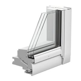 Finestra da tetto VELUX GGL CK04 308621 manuale L 55 x H 98 cm grigio antracite