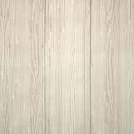 Perlina mdf opaco frassino sbiancato L 218 x H 20 cm Sp 0.8 mm