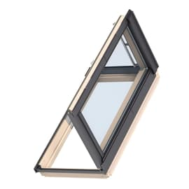 Finestra da tetto (faccia inclinata) VELUX GXL FK06 3070 manuale L 66 x H 118 cm grigio antracite