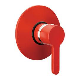 Rubinetto per doccia Colors rosso opaco