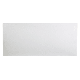 Balaustra in plastica trasparente L 72.5 x H 38.4 cm