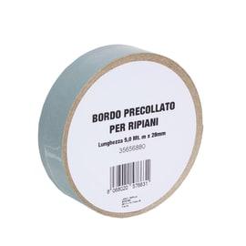 Bordo preincollato blu 500 x 2.8 cm