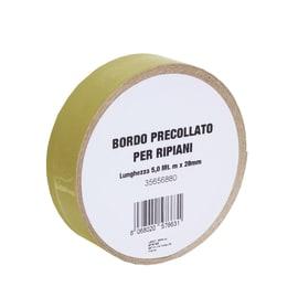 Bordo preincollato giallo 500 x 2.8 cm