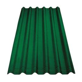 Copertura ONDULINE Lastra ondulata Easyfix in bitume 81 x 200 cm, Sp 2.6 mm verde
