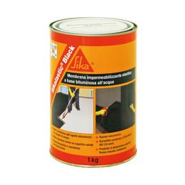 Isolamento bituminoso SIKA Sikalastic® Black 1 kg