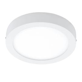 Plafoniera Argolis LED integrato in metallo, bianco, 16.5W 1600LM IP44 EGLO