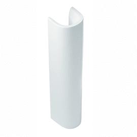 Colonna per lavabo erika pro H 74 cm in ceramica bianco