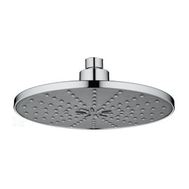 Soffione doccia Dado Ø 20 cm in abs cromo SENSEA