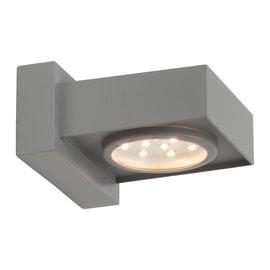 Applique led da esterno prezzi e offerte online leroy for Profilo alluminio led leroy merlin