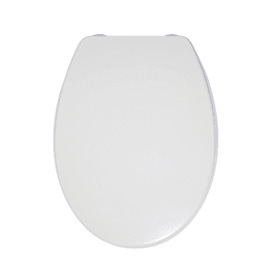Copriwater ovale Idyl bianco