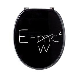Copriwater ovale E=WC2 decoro fantasia