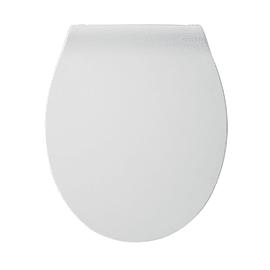 Copriwater tondo Slimm bianco