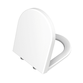 Copriwater quadrato Vitra S50 bianco