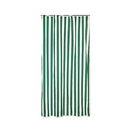 Tenda da sole ad anelli 150 x 350 cm verde
