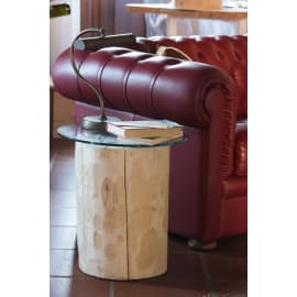Tavolo rotondo in legno x P 45 cm