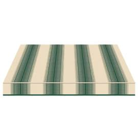 Tenda da sole a caduta con bracci TEMPOTEST PARA' 300 x 250 cm verde Cod. 940/5