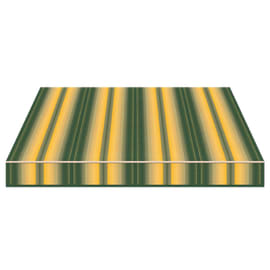 Tenda da sole TEMPOTEST PARA' 300 x 250 cm verde Cod. 944/5