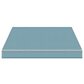 Tenda da sole a bracci estensibili manuale TEMPOTEST PARA' L 240 x H 210 cm azzurro Cod. 21