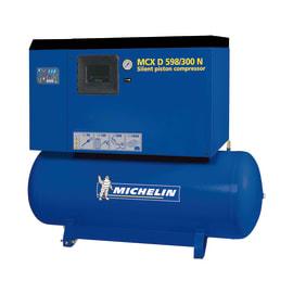Compressore MICHELIN 5 hp 10 bar 270 L