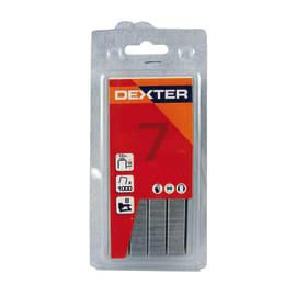 Graffe DEXTER L 12.8 mm H 1.2 cm 1000 pezzi