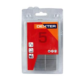 Graffe DEXTER L 5.7 mm H 3 cm 1000 pezzi