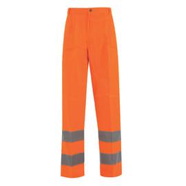 Pantalone da lavoro VEGA Moon arancione fluo tg XXL