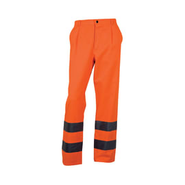 Pantalone VEGA Moon arancione fluo tg L