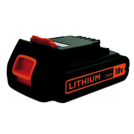 Batteria BLACK+DECKER BL1518-XJ in litio (li-ion) 18 V 1.5 Ah