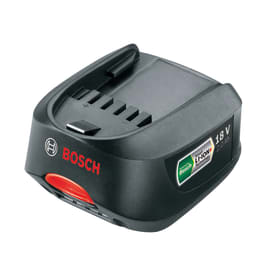 Batteria BOSCH PBA in litio (li-ion) 18 V 2 Ah